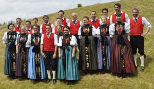 Trachtengruppe St. Gallenkirch