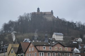 Plassenburg in Kulmbach