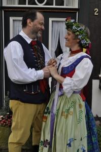 Paar aus Rossberg