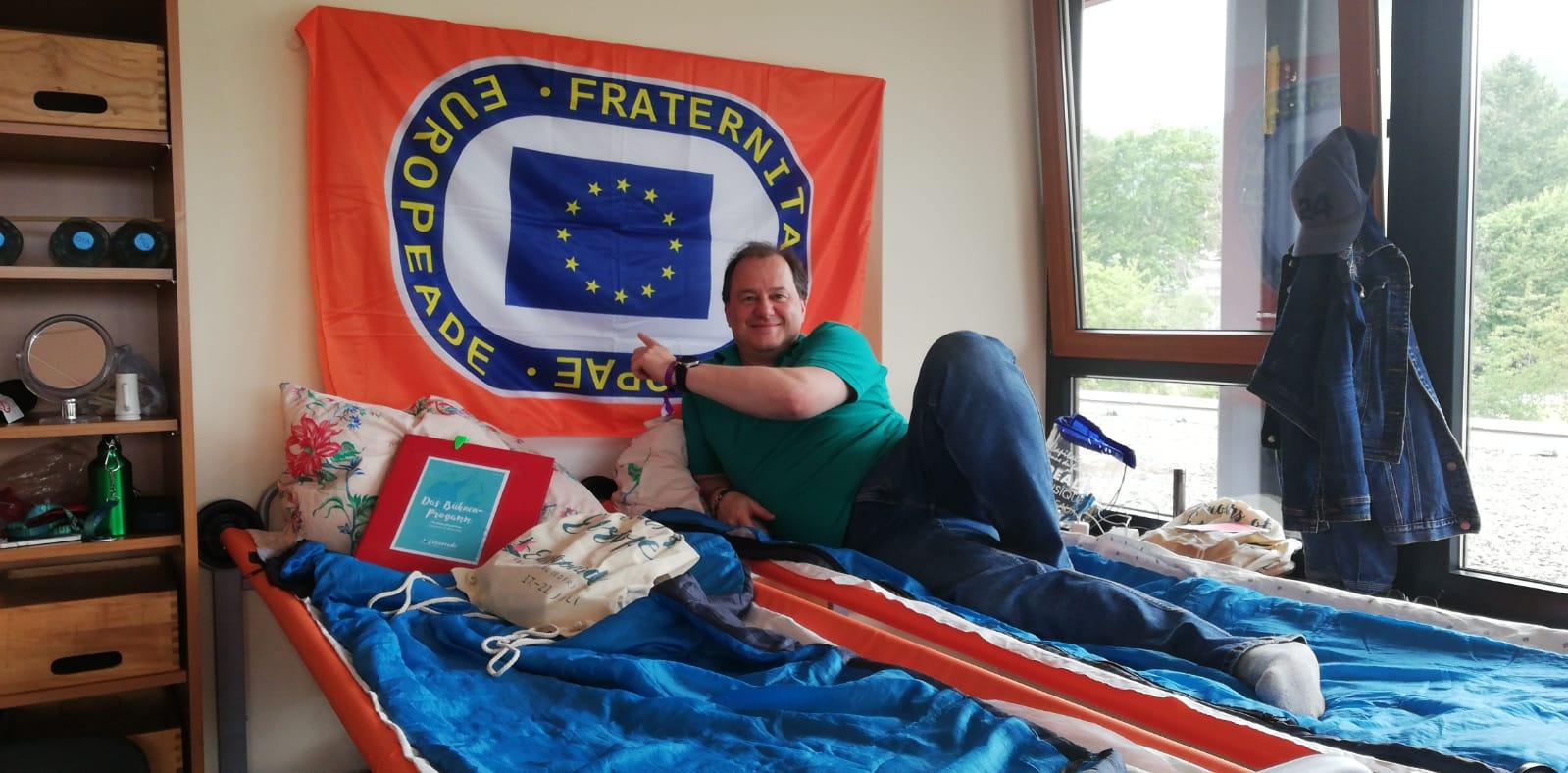 Wir gehören zur Europeade